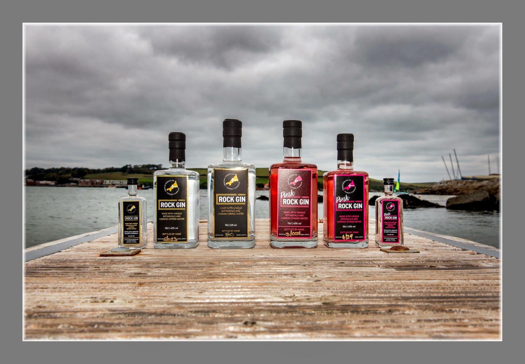 Rock Gin Cornish