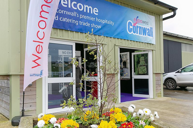 Welcome to Cornwall's premier hospitality and catering trade show - Expowest Cornwall