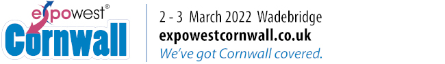 Expowest Cornwall trade show Homepage