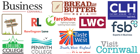 Expowest Cornwall Sponsors and media partners